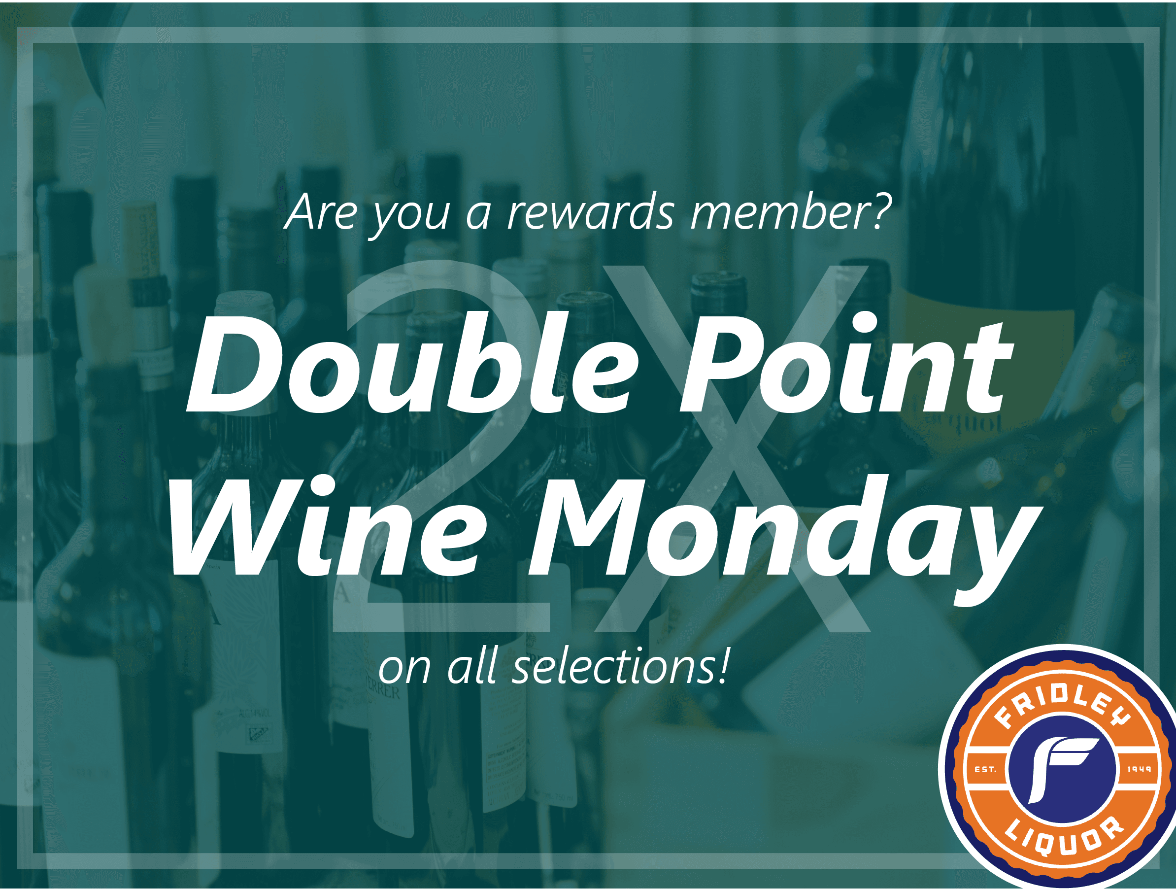Double Point Wine Monday